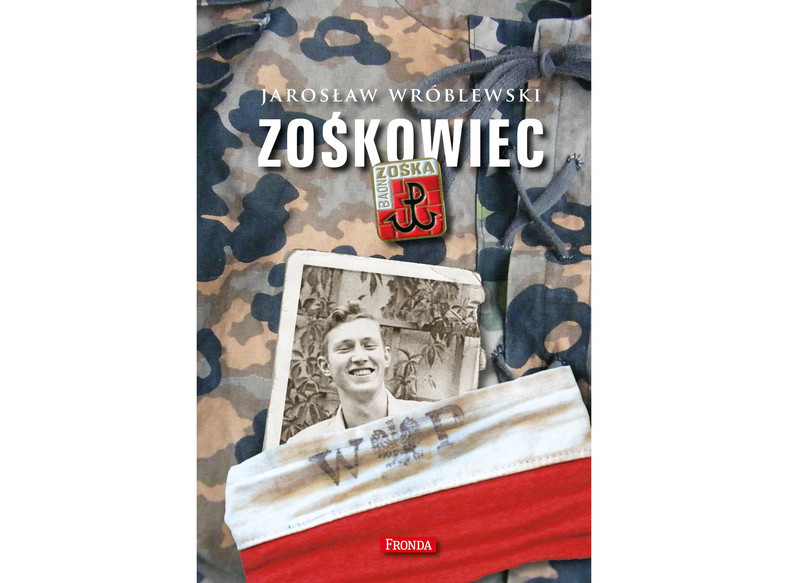 """Jarosław Wróblewski, """"Zośkowiec"""""""