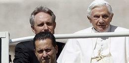 Skandal w Watykanie. Kamerdyner szpiegował papieża