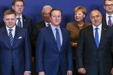 Robert Fico, Dejvid Kameron, Bojko Borisov, Angela Merkel, Miro Cerar _REUTERS_foto REUTERS