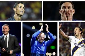DA LI JE MOGUĆE?! Bekam pravi najjači tim svih vremena, stižu Mesi, Ronaldo, Ibrahimović, Zidan!