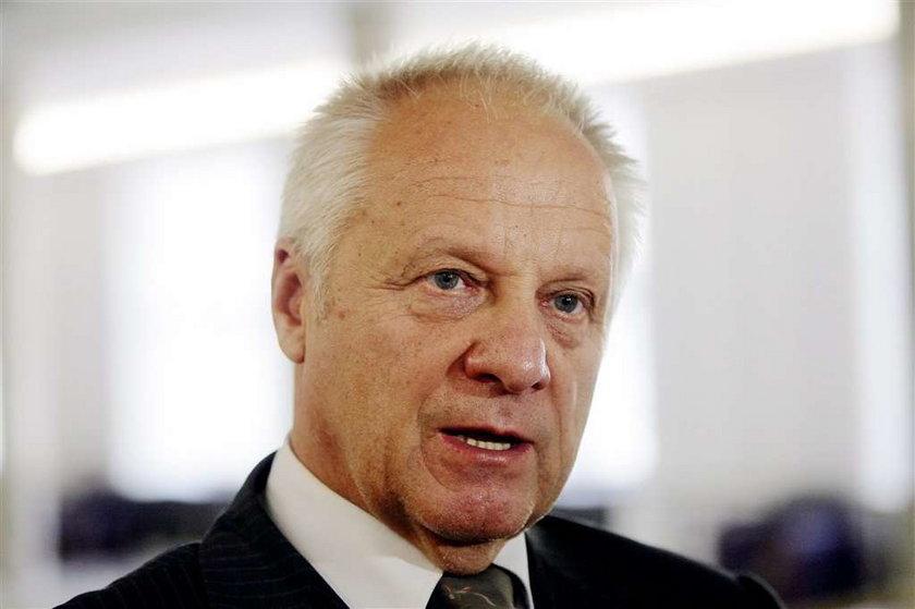 Niesiołowski typuje następcę Kaczyńskiego