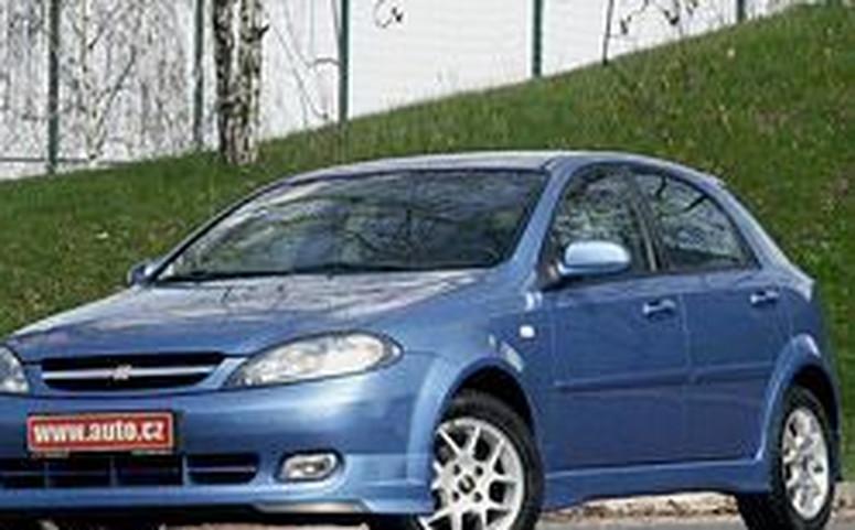 Test Chevrolet Lacetti Wtcc 1 6 16v Test Wyscigowy