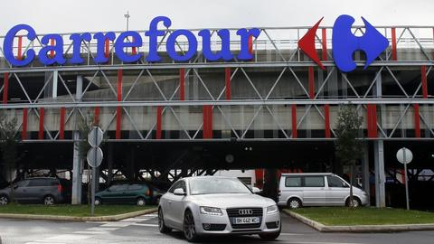 Carrefour we francuskim Anglet
