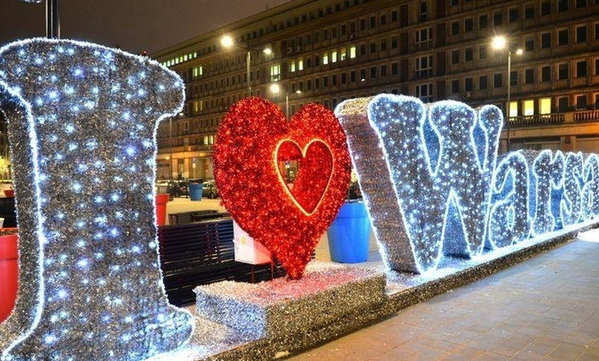 Pokaż, że kochasz... Warszawę