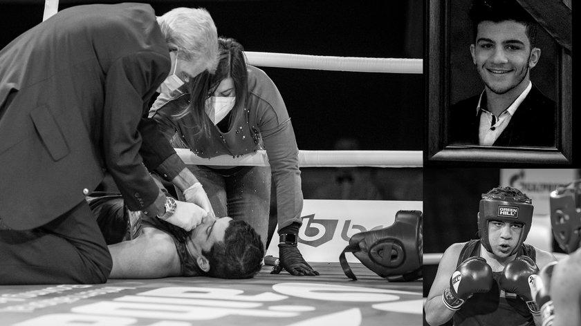 Tragiczny finał walki na mistrzostwach świata w Kielcach. Nie żyje młody zawodnik