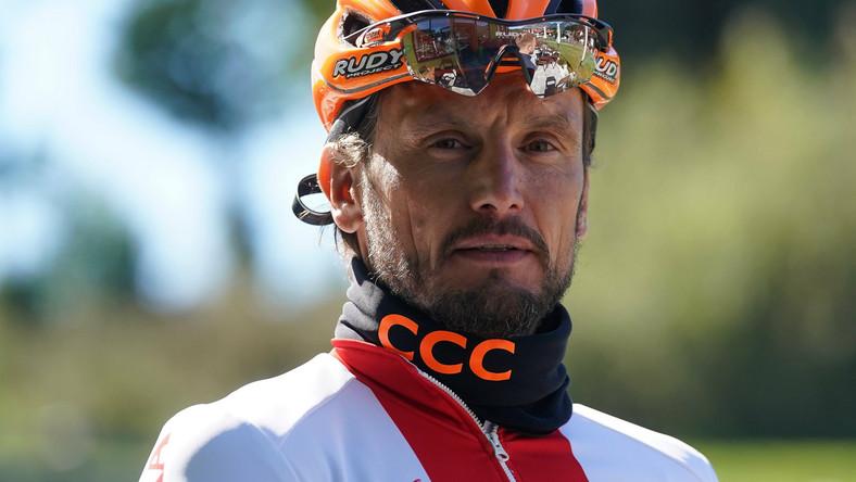 c12e5110 Piotr Wadecki: przed kolarzami CCC poprzeczka zawieszona wysoko - Sport