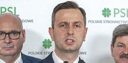 Szef ludowców ostro atakuje Trzaskowskiego