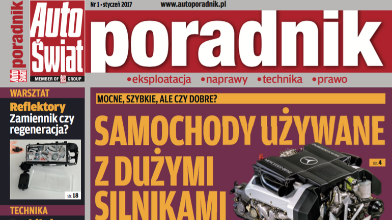 Auto Świat Poradnik 1/2017