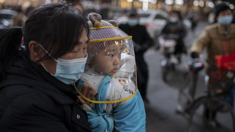 Koronawirus w Wuhan