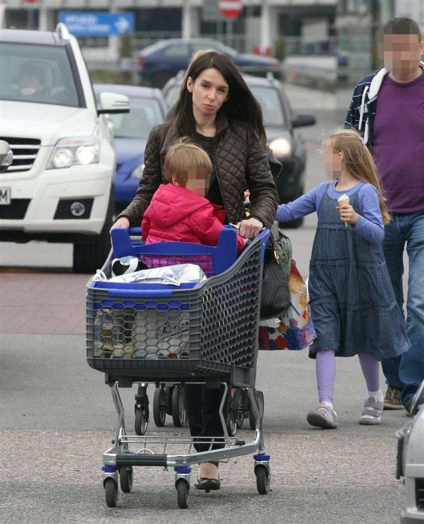 Marta Kaczyńska, córka, przedszkole, zakupy, córka prezydenta