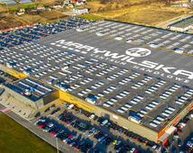 Już wkrótce w kompleksie Marywilska 44 zostanie otwarty Handlowy Park Wodny, łączący sprzedaż produktów wyposażenia wnętrz oraz rozrywkę