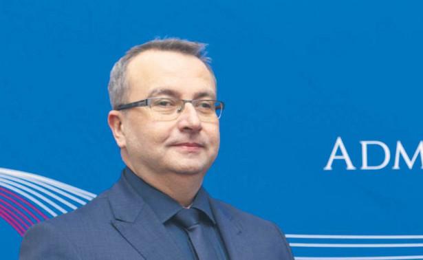 Arkadiusz Jedynak, zastępca dyrektora departamentu poboru podatków w Ministerstwie Finansów fot. Materiały prasowe