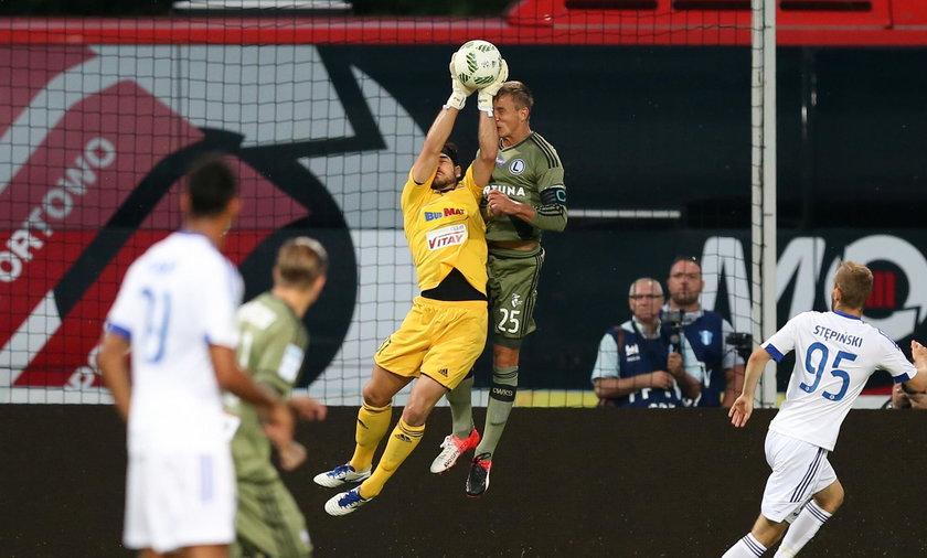 Ekstraklasa TV: Wisła Płock – Legia Warszawa 2:3 skrót wideo gole