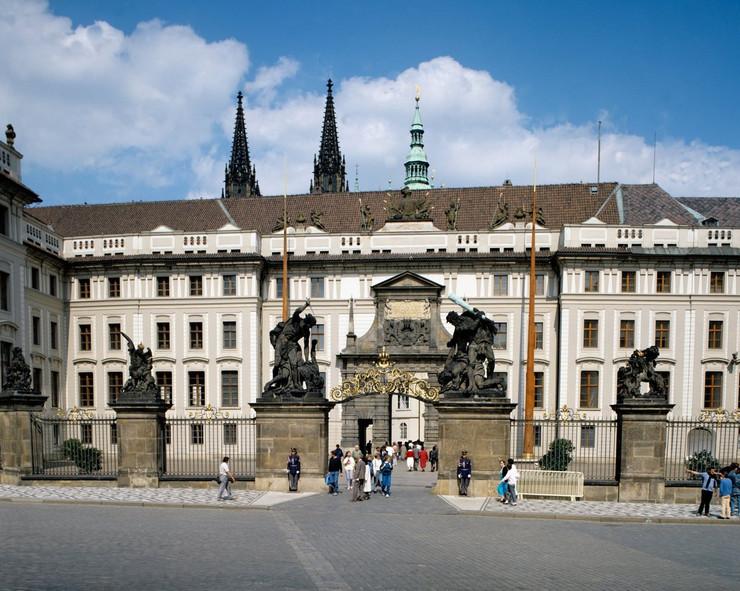 Češki parlament