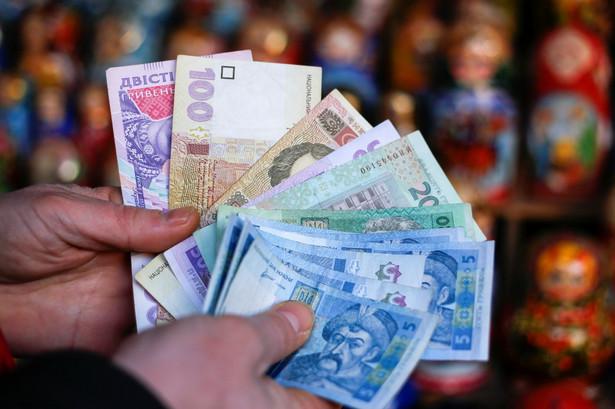 hrywna, hrywny, waluta Ukraina