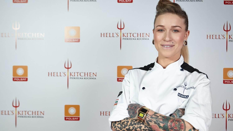 Hells Kitchen Drugą Edycję Wygrała Monika Dąbrowska