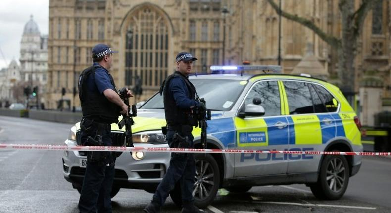 The attack is the deadliest in Britain since 2005