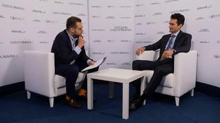 Krynica 2019: Potr Małolepszak o finansowaniu, planach budowy i terminie uruchomienia CPK