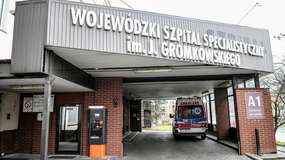 Wojewodzki Szpital Specjalistyczny im. Gromkowskiego