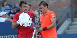 Matkowski przegrał w Masters