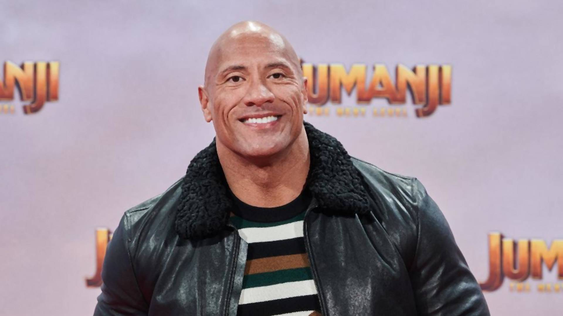 "Zur Filmpremiere von ""Jumanji: The Next Level"": Dwayne ""The Rock"" Johnson in Berlin"