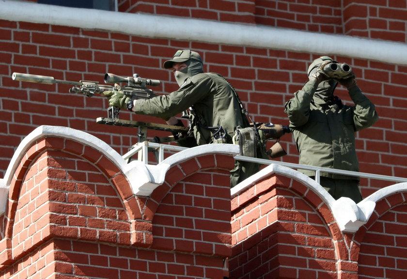 Gigantyczna defilada w Moskwie. Rosja straszy świat potęgą militarną