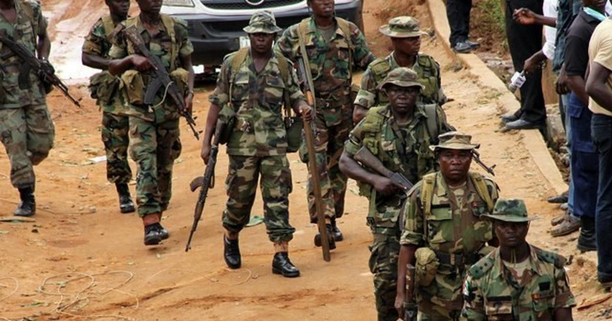 Army to conduct Exercise Crocodile Smile IV in Lagos, Ogun - Pulse Nigeria