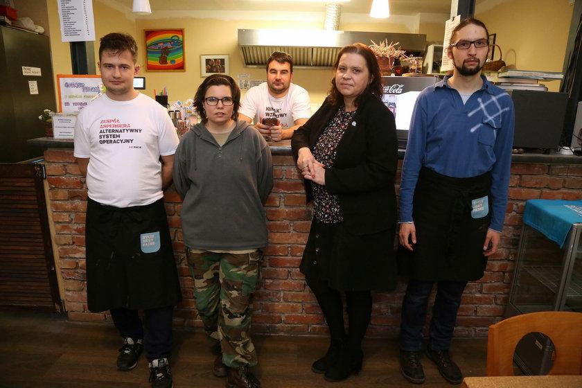 Pomóżcie uratować naszą kawiarnię