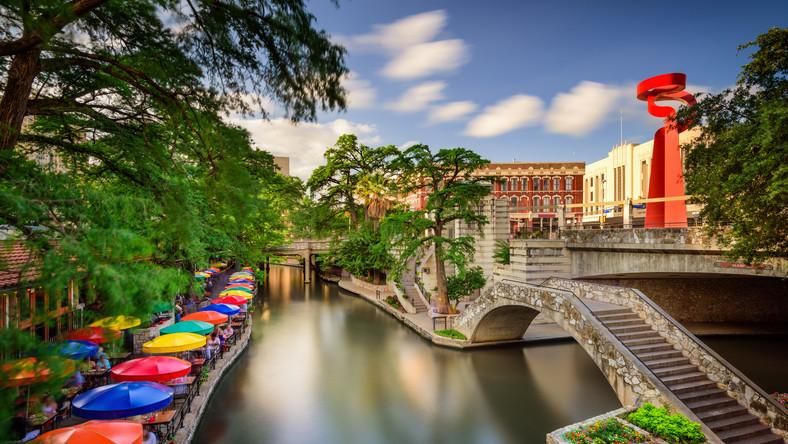 Data połączenia San Antonio
