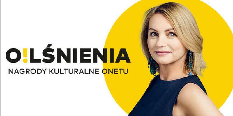 O!Lśnienia 2017: weź udział w głosowaniu na Nagrody Kulturalne Onetu