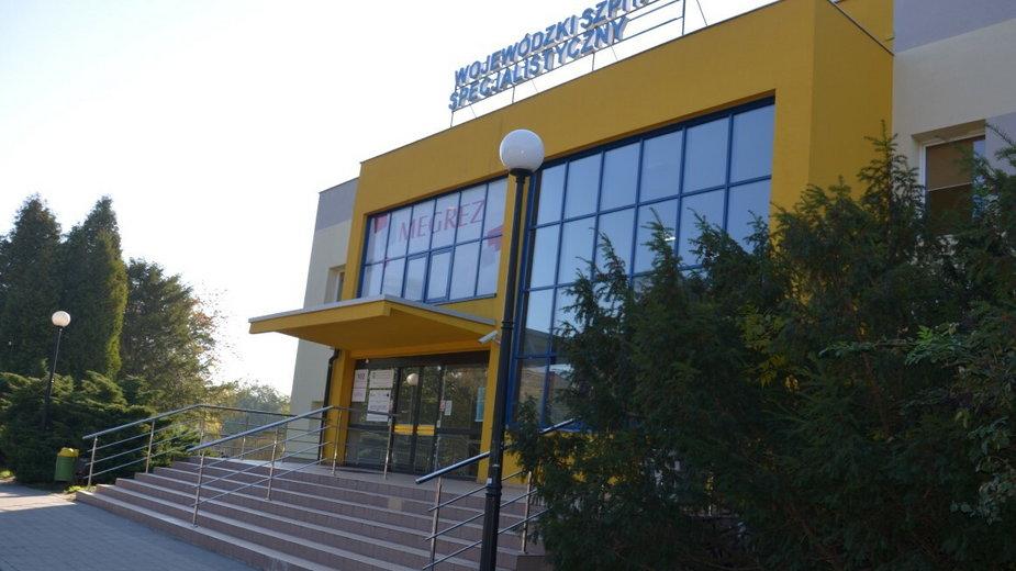 Szpital Megrez Tychy Fot. Instytut Publico