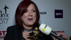 Urszula Dudziak: bardzo się cieszę, że nareszcie dostałam Oscara - Fryderyka