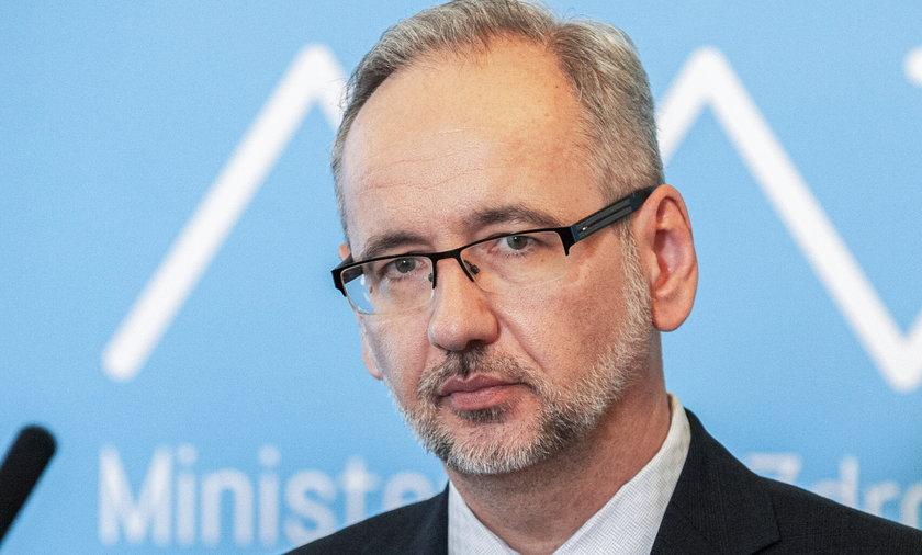Minister Zdrowia zdradził, że coraz częściej chorują osoby młode.