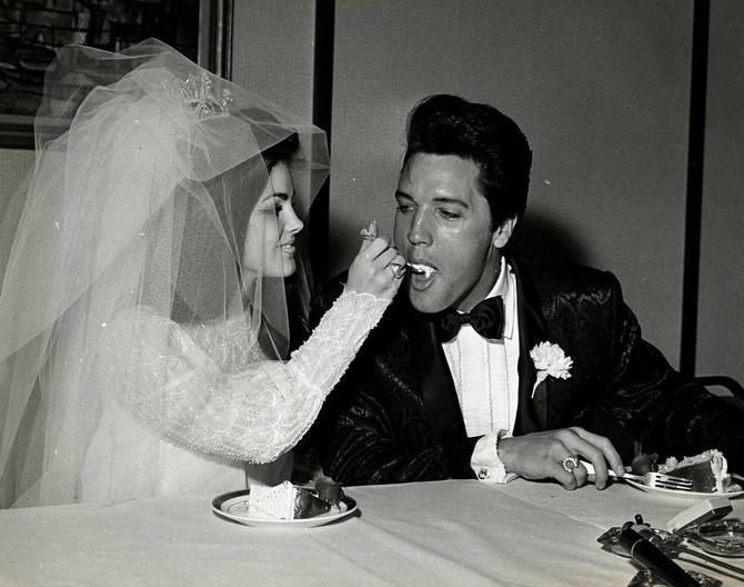 Za šest godina braka Elvis je nikada nije video bez šminke