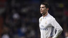 Kontuzjowany Cristiano Ronaldo nie zagra z Eibar