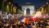 Francja oszalała! Trójkolorowi w finale mundialu