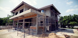 Budujesz dom? Nie mamy dobrych wiadomości