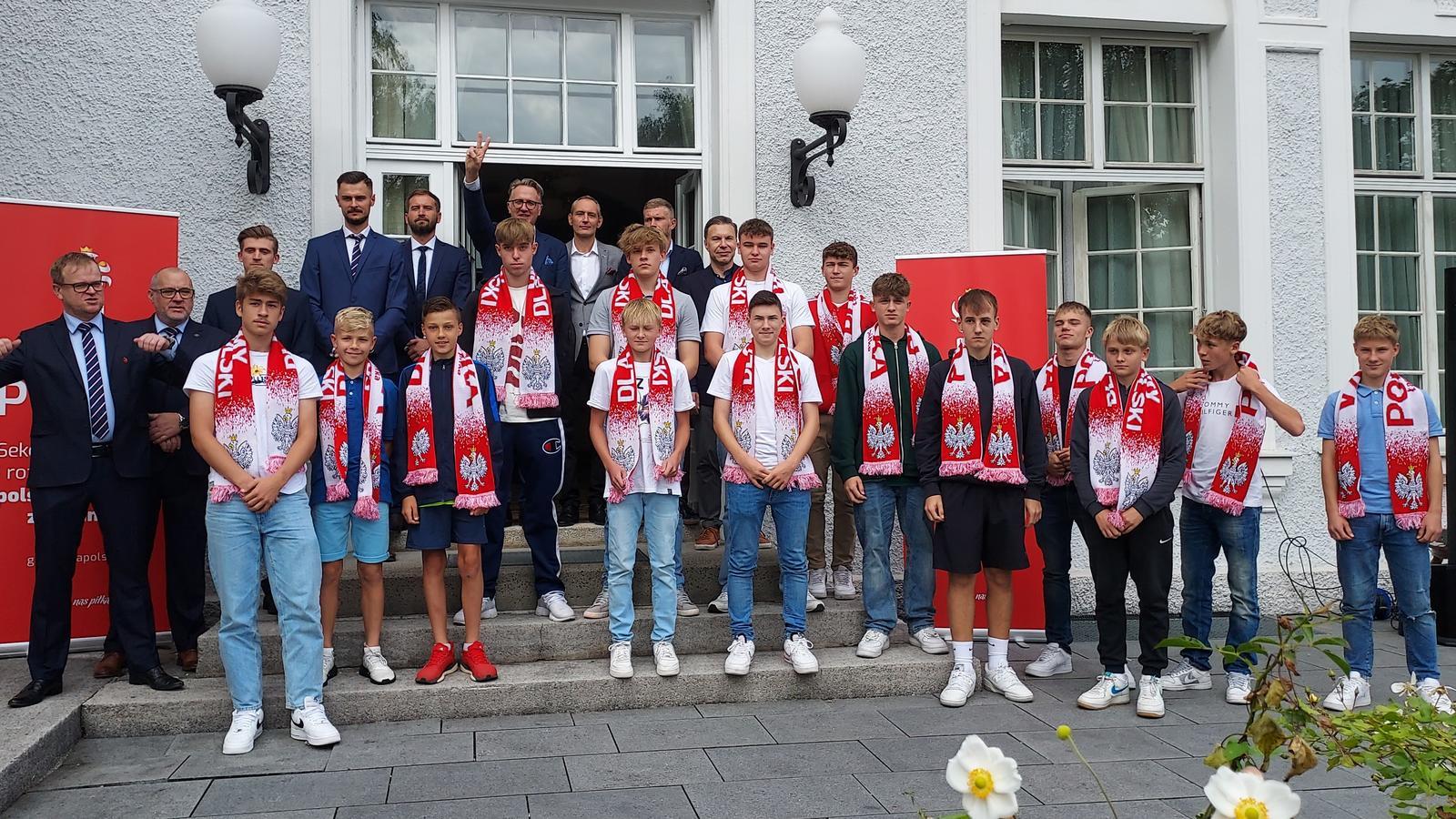 Polowanie na talenty z Bawarii i okolic