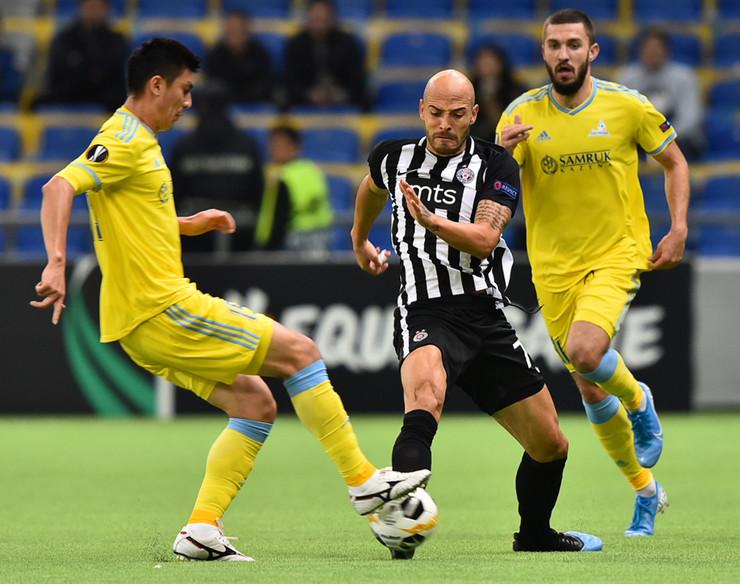 Partizan Astana