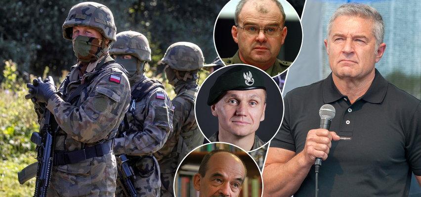 Generałowie do Frasyniuka: trzeba mieć szacunek do polskich żołnierzy