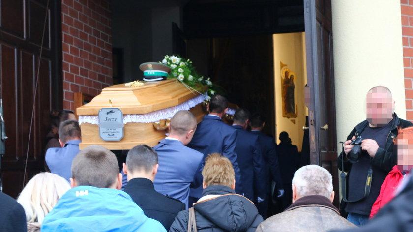 Pogrzeb ofiar strasznego mordu