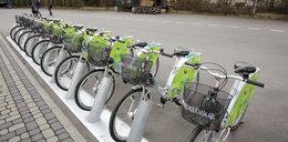 W Katowicach będzie więcej stacji z rowerami