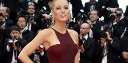 Zjawiskowa Blake Lively w Cannes