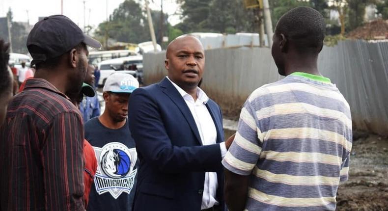 Starehe MP Charles Njagua