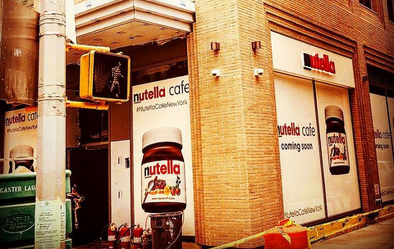 Nutella Cafe New York