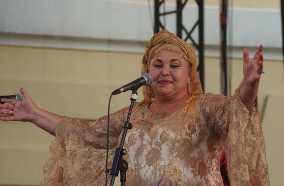 Kraljica romske muzike