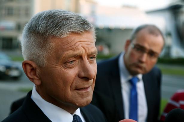 Marek Belka, prezes NBP (fot. PAP/Tomasz Gzell)