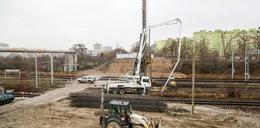 Ruszyła budowa nowego wiaduktu na Chociebuskiej