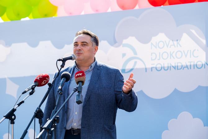 Predrag Milanović, predsednik opštine Svilajnac
