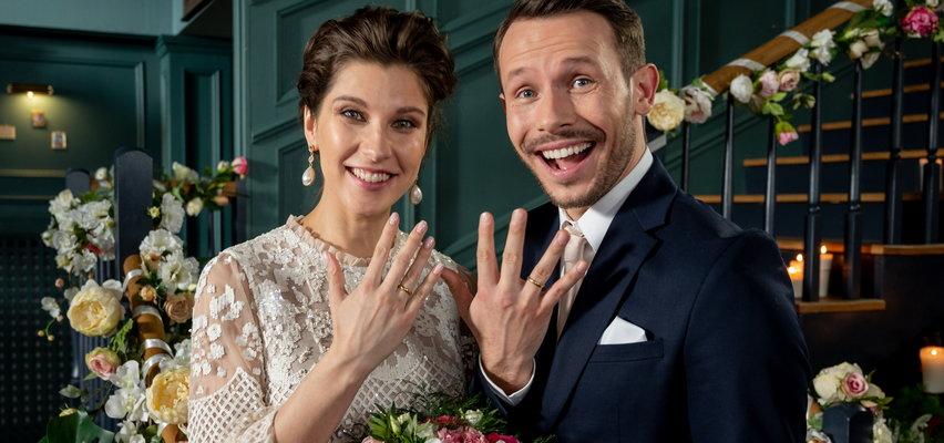 """""""Barwy szczęścia"""" odcinek 2466. Regina i Franek wreszcie powiedzą sobie """"TAK""""!"""